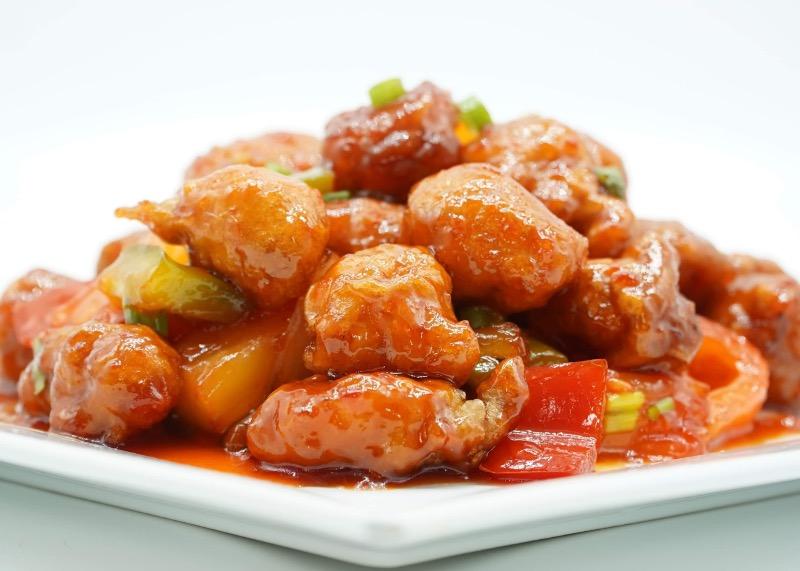 B. Sweet & Sour Chicken Image