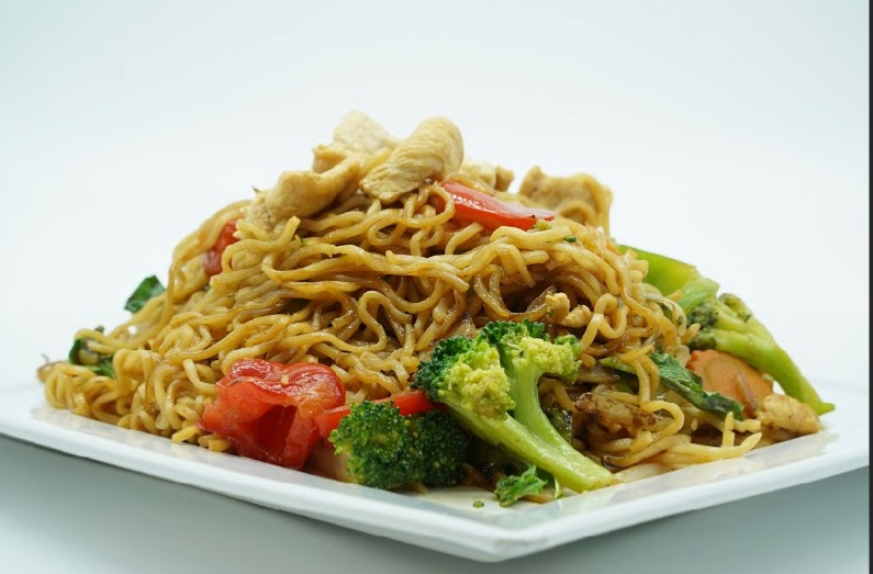Ramen Drunken Noodle Image