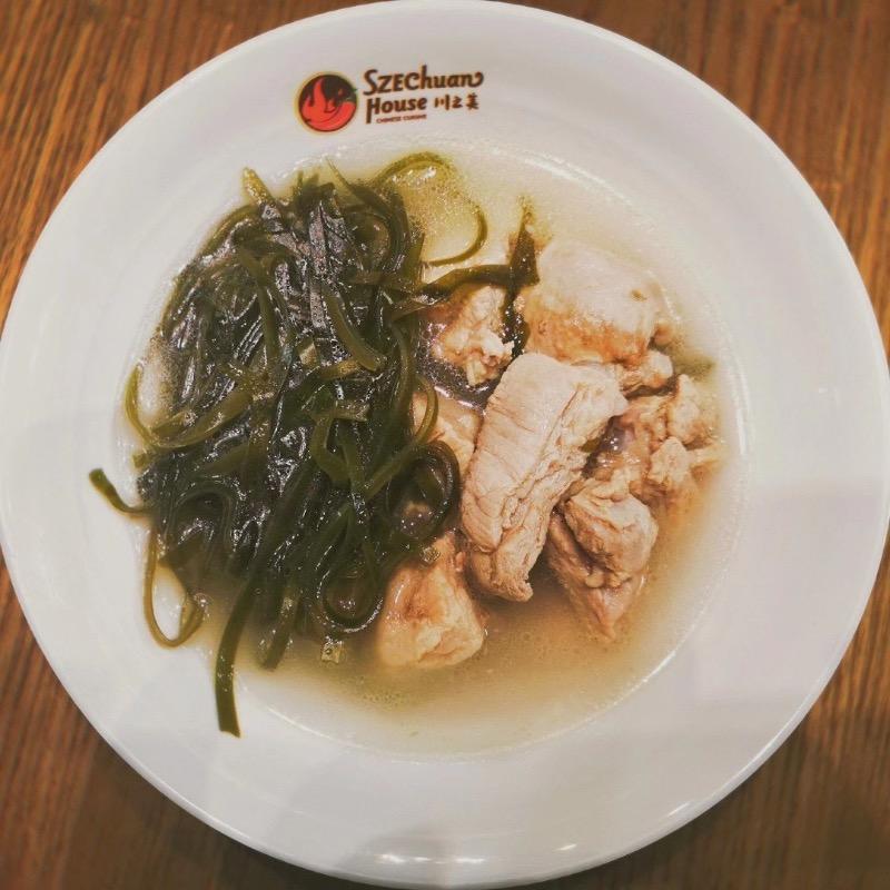 海带排骨汤 Spareribs Kelp Soup Image