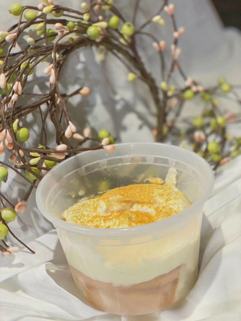 Soymilk Custard Chiffon 豆乳盒子 Image