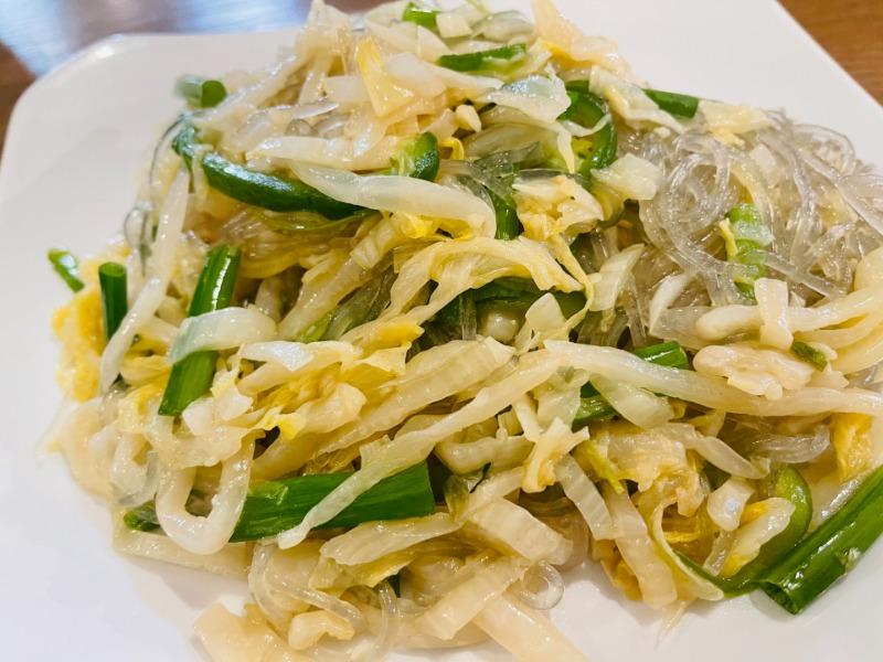酸菜粉丝 Sauerkraut& Rice noodle