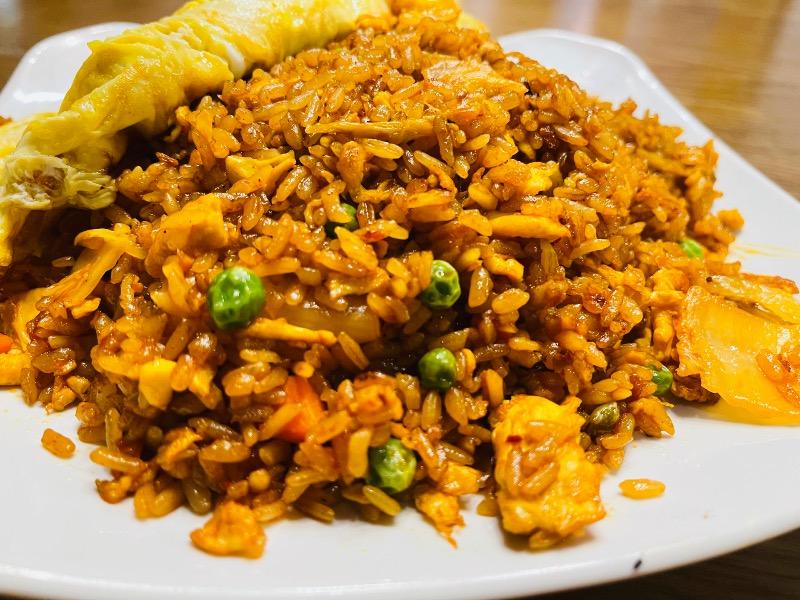 韩式泡菜炒饭 Kimchi Fried Rice Image