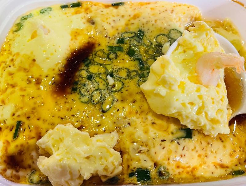 虾仁蒸蛋 Shrimp Steamed Egg Image