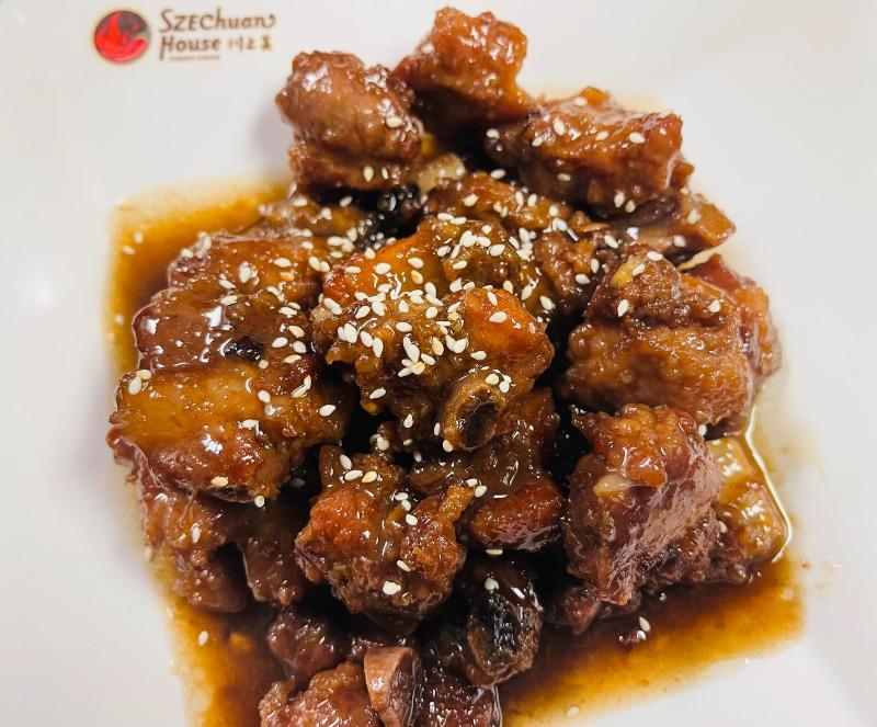 糖醋小排 Sweet & Sour Pork Ribs Image