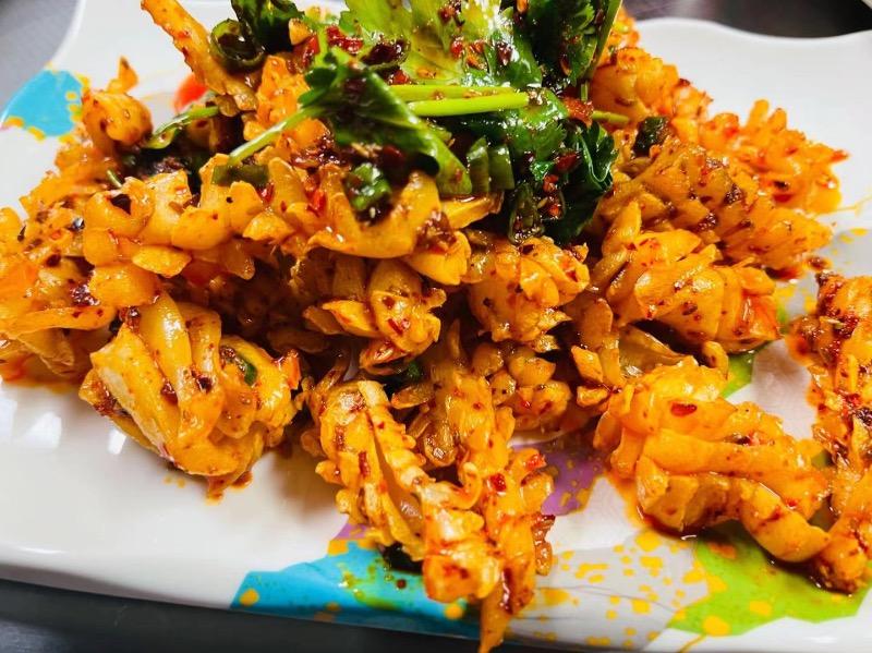 脆口小鱿鱼 BBQ Squid Image