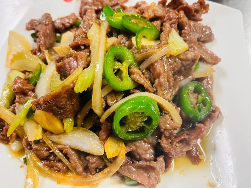 藤椒牛肉 Rattan Pepper Beef Image