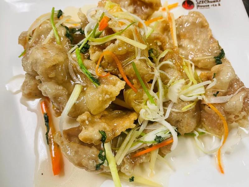 老式锅包肉 Traditional Sweat Sour Pork