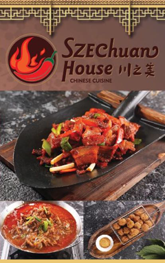 Szechuan House - Iowa City