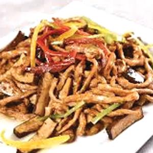 T18. Shredded Beef w. Dry Bean Curd 香干牛