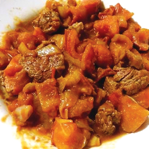 T15. Flash Tomato Beef 番茄牛 Image