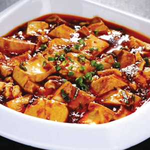 T09. Ground Pork w. Ma-Po-Tofu 豬肉末麻婆豆腐 Image