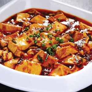 T09. Ground Pork w. Ma-Po-Tofu 豬肉末麻婆豆腐 Image
