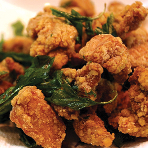 T18. Taiwan Style Fried Chicken 鹽酥雞 Image