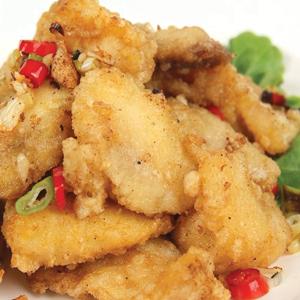 T25. Fish Filet w. Salt & Pepper 椒鹽魚片 Image