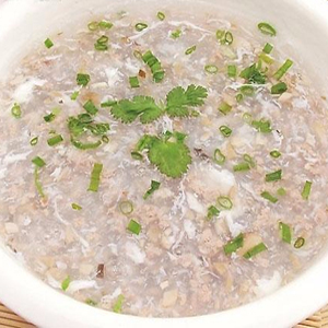 T01. West Lake Beef Soup 西湖牛肉羹 Image