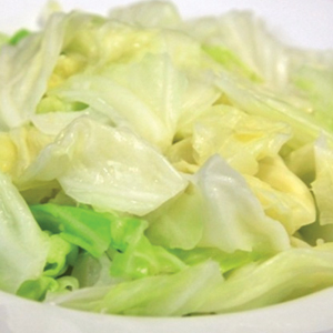 T35. Taiwan Cabbage w. Garlic 蒜爆高麗菜 Image