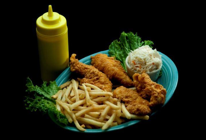Chicken Finger Platter Image