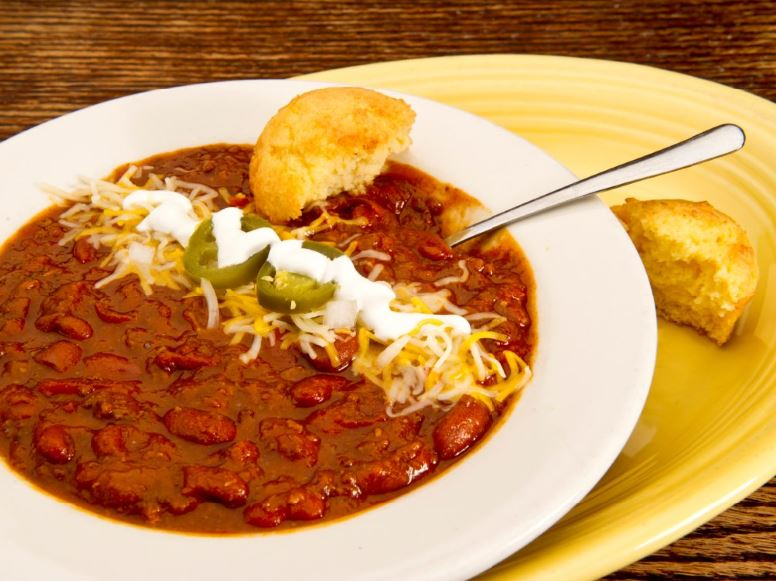 Tanner's Texas Beer Chili