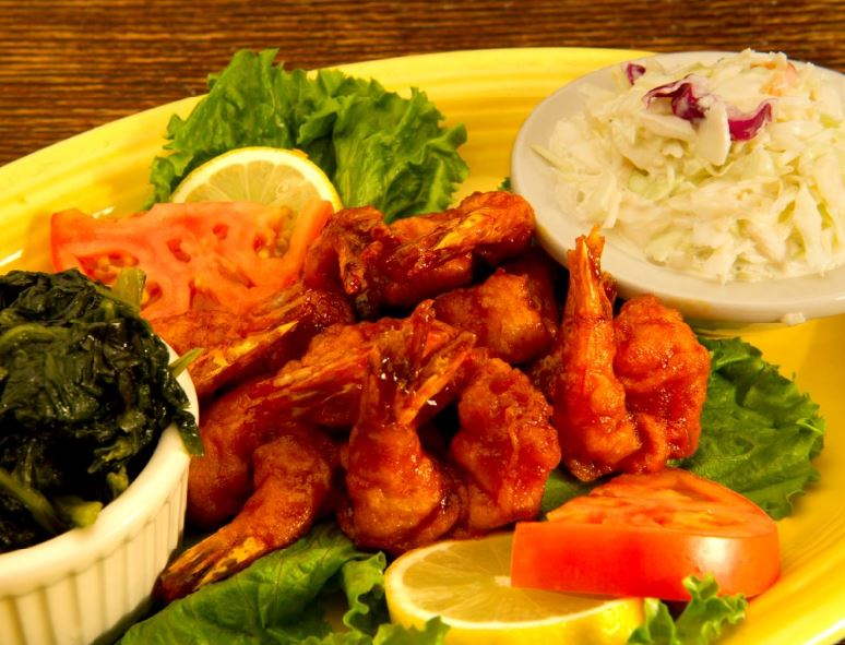 Shrimp Platter Image