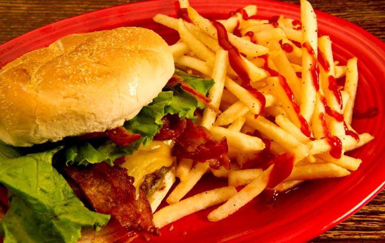 All American Burger Image