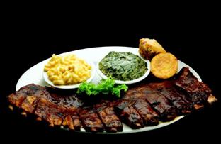 BBQ Pork Ribs (Serves 1-2) Image