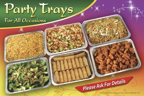 Party Trays Image