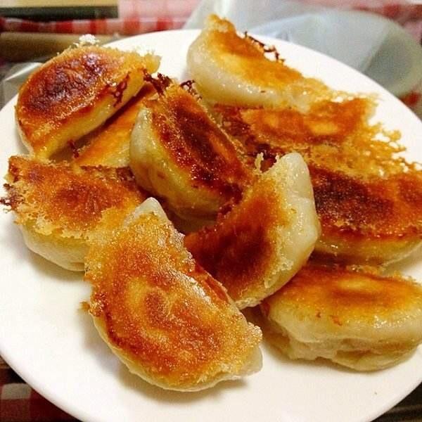 11. 牛肉锅贴 Beef Pan Fried Dumpling (8) Image