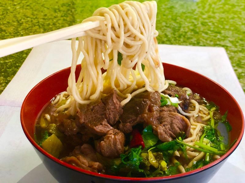 16. Beef Brisket Noodle