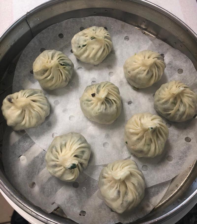 3. Vegetable Xiao Long Bao (9) Image