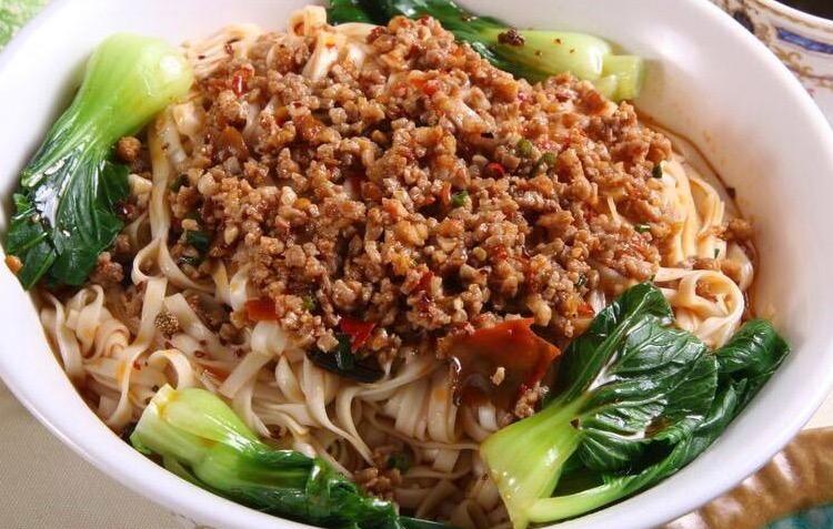 17. Dan Dan Noodle
