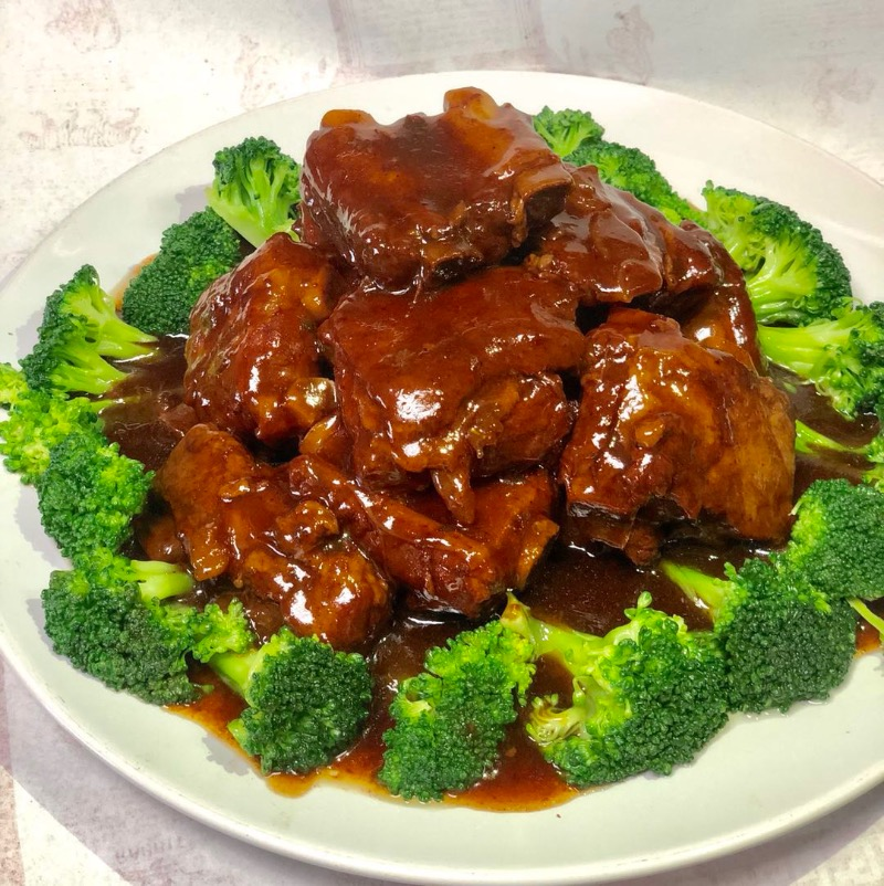 3. House Special Pork Ribs Image