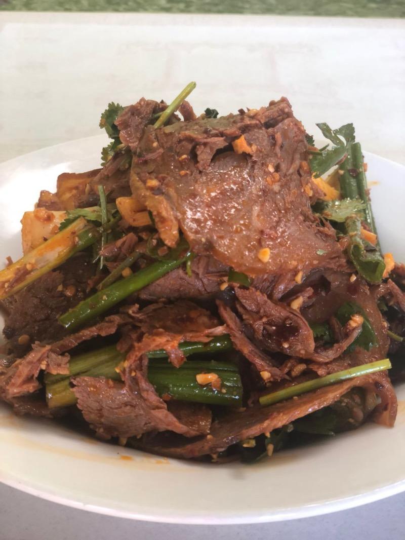 3. 麻辣牛肉 Spicy Slices Beef Image