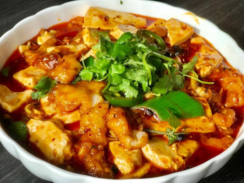 11. 鱼豆腐 Fish with Tofu Image