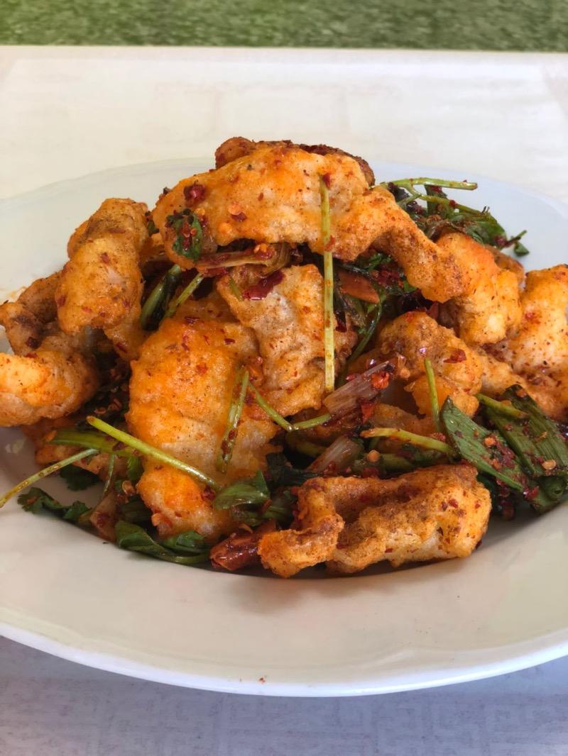 13. Chili Fried Fish Image