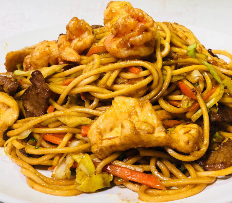 12. House Special Chow Mein