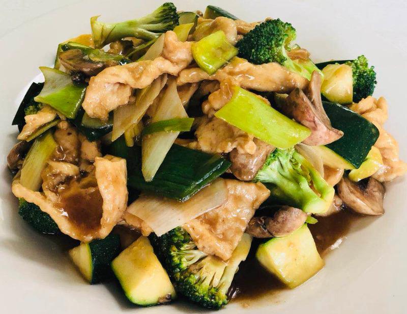 4. Garlic Chicken Image