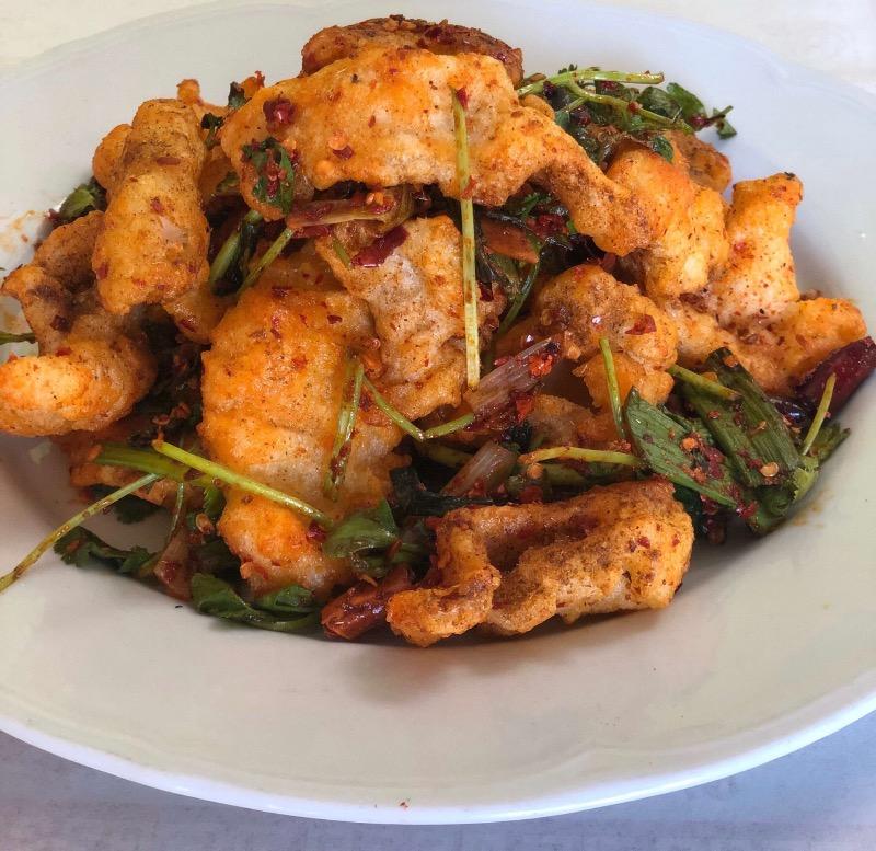 10. Chili Fried Fish Image