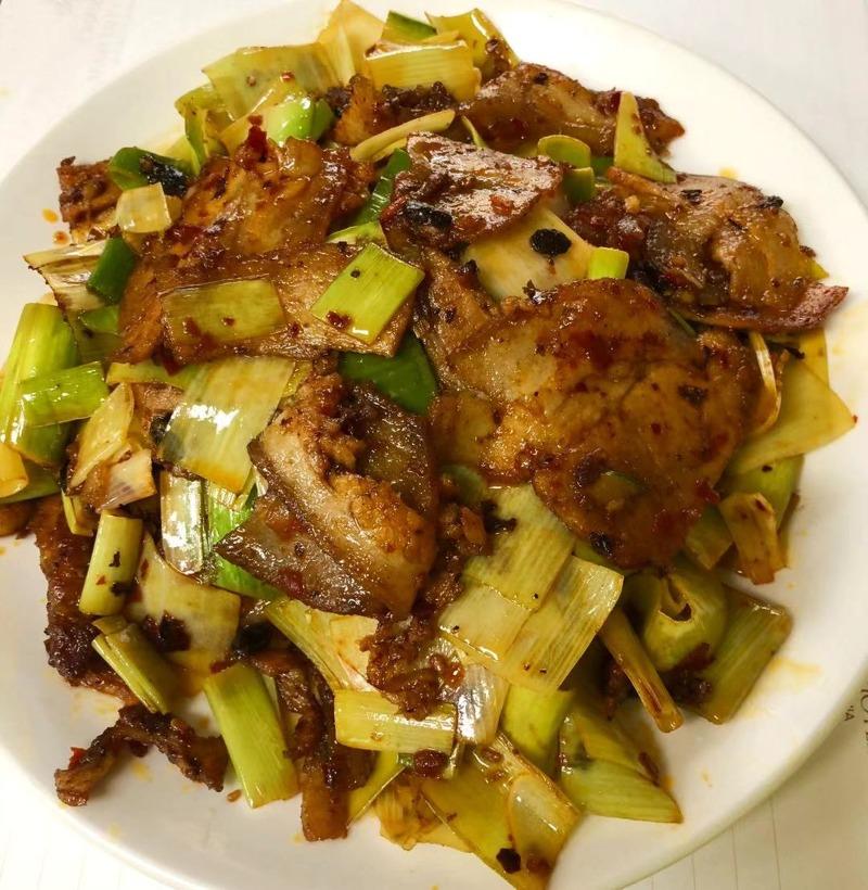2. 回锅肉 Twice Cooked Pork Image