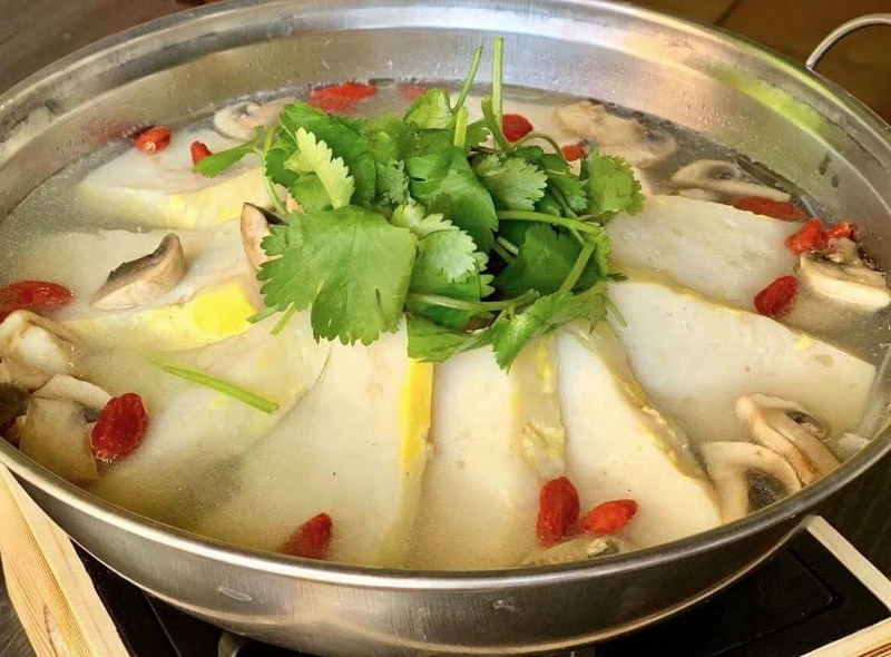 12. Fish Hot Pot