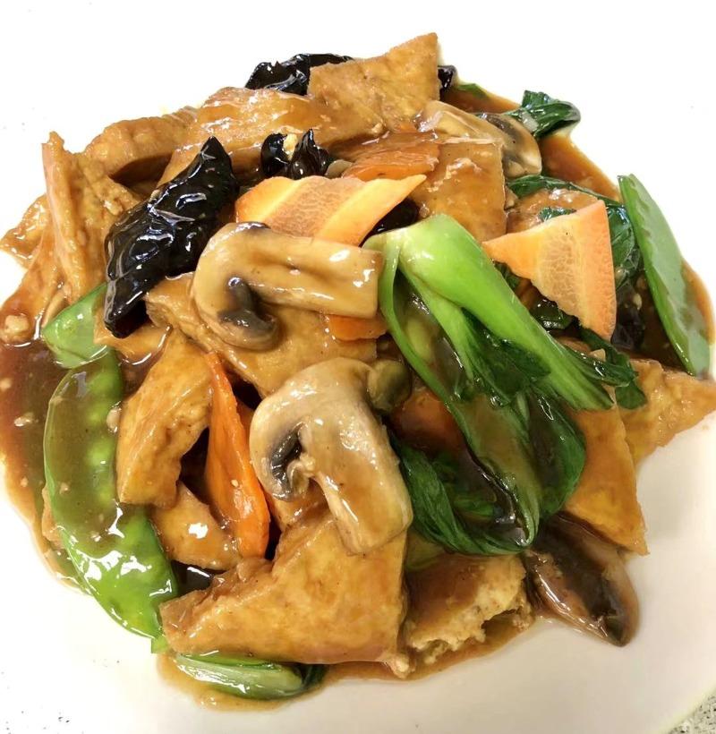 5. 家常豆腐 Family Style Tofu