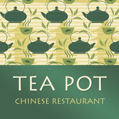 Tea Pot Chinese - Cayce