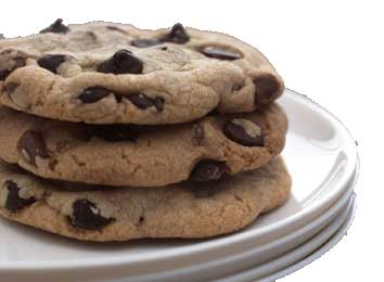 Fresh Baked Cookie Image