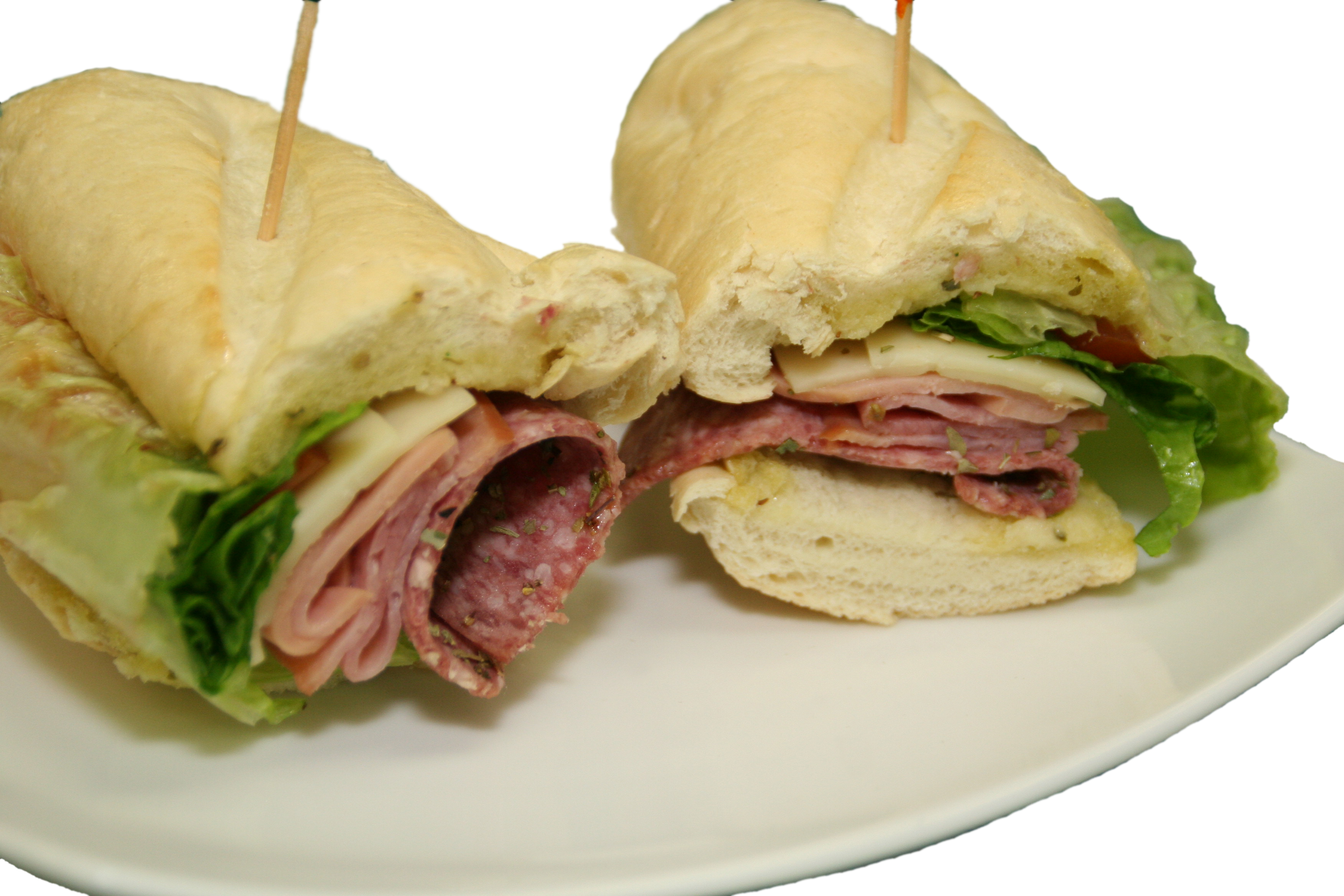 Special-Over-Stuffed Italian Sub w/ CHOICE OF SIDE Image