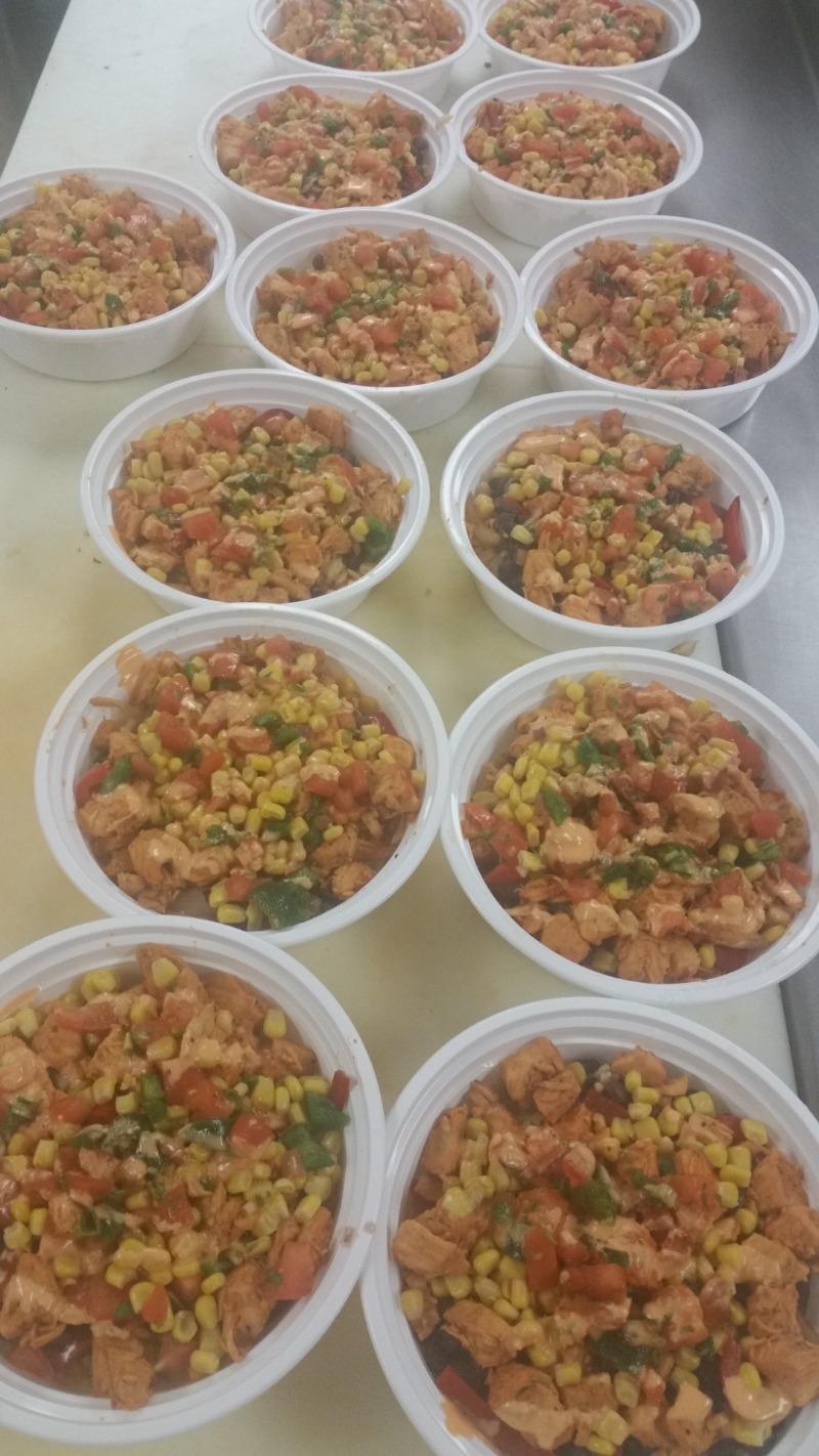 PERUVIAN Chicken (single pre-packed) Image