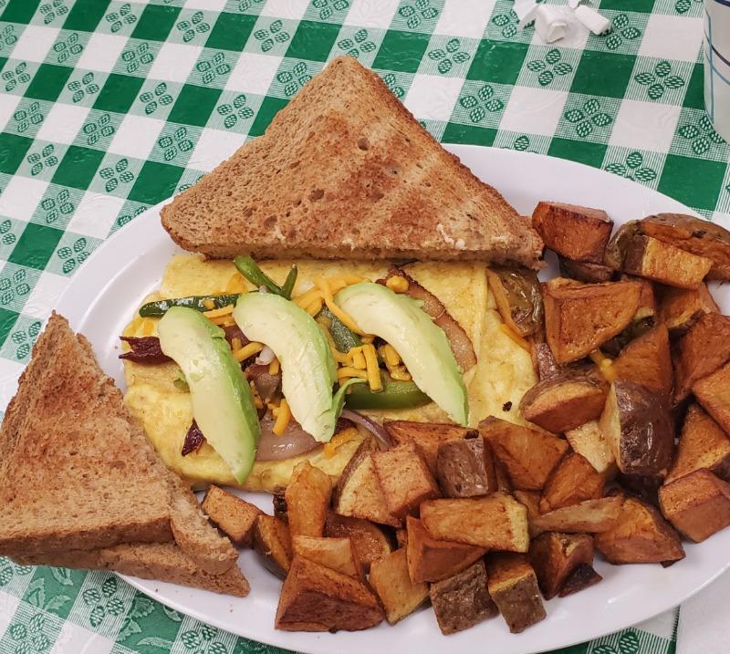 (3) EGG-California Omelet Image