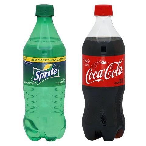 BOTTLED Drinks Image