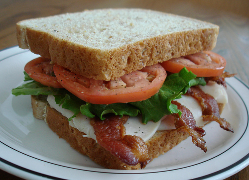 Turkey Club w/ CHOICE OF SIDE Image