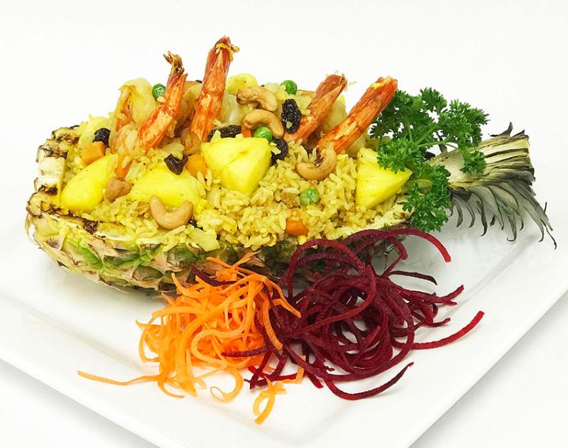 SE12. Pineapple Fried Rice Image