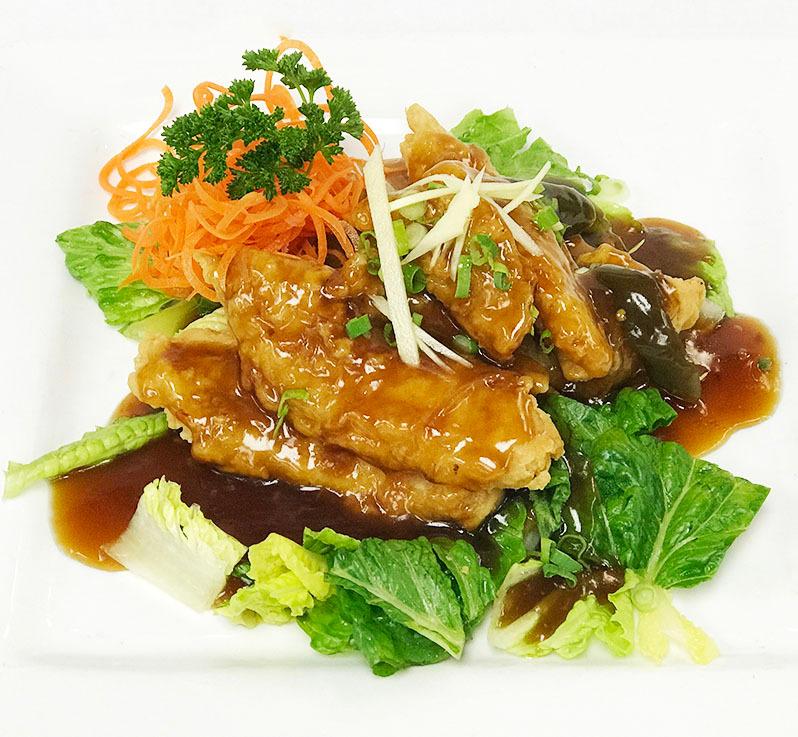 Thai 55 Crispy Catfish