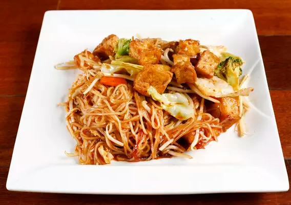 Pad Thai Tofu Image